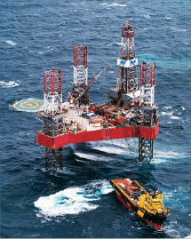 Northern Offshores Energy Enhancer jackup is currently not under contract, though some believe that the North Sea jackup market is on its way back. Theres a growing number of opportunities for work in 2010 that are hopeful, said Steve Gangelhoff, senior VP  marketing for Northern Offshore.