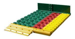 Safety & containment mat