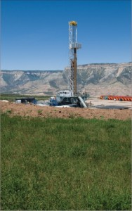Noble Energy received an award from the Colorado Oil & Gas Conservation Commission in 2009 for environmental protection and safe operations in the Project Rulison area of the Piceance Basin.