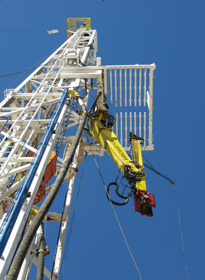 Highly automated rigs like Bandera Drilling's Rig 9 require crew members who can learn new skills and apply them to problem-solving. Competence has to begin at the hiring process.