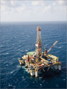 Tamar, Noble Energy's largest exploration discovery in company history, is expected to begin producing in 2012. The Tamar-2 appraisal well offshore Israel was drilled in 5,530 ft of water to a total depth of 16,880 ft.