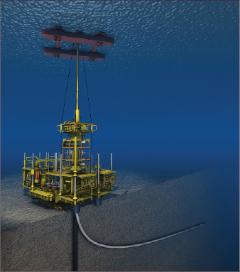 FMC Technologies and Statoil have developed the through tubing rotary drilling (TTRD) system, where sidetracks in existing wells can be performed through a 7-in. riser with the subsea tree and the whole completion in place.