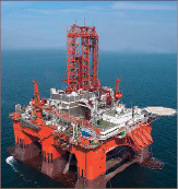 The West Eminence is operating for Petrobras offshore Brazil. The operator's announcement that it wants to build 28 new deepwater rigs has put a level of uncertainty in the deepwater rig market.