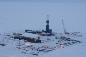 ExxonMobil has cased the PTU-15 well to a depth of over 16,000 ft  under the Beaufort Sea and will soon begin drilling PTU-16 in another  location on the Point Thomson Field.
