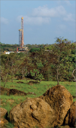 Nabors Rig 669 is contracted to Sincor in Venezuela.