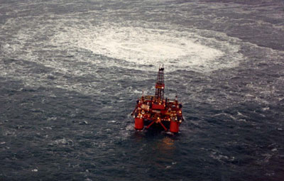 A government study of well kicks in the UK North Sea demonstrated that most during the 10 years from 1999 were caused by geological factors and largely unpreventable, but well handled.