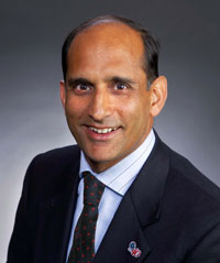 Sandeep Khurana, 2010 Offshore Technology Conference Programs Chairman.