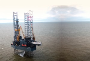 The Rowan Mississippi is operating in the shallow Gulf of Mexico for McMoRan. Deep-gas prospects in the region have opened up new drilling opportunities for high-spec jackups in Rowan's fleet.