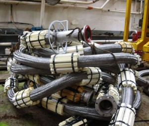 WEB EXCLUSIVE: Suction Hose with Buoyancy