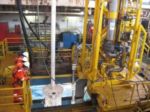 WEB EXCLUSIVE: Lower Subsea Pump Module ready for Mounting on Lower Docking Joint