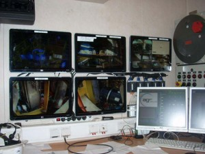 WEB EXCLUSIVE: RMR system monitoring from Office and Workshop Container