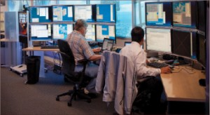Schlumbergers operations support centers can help control vibration during salt entry and exit by monitoring how BHA components pass through salt.