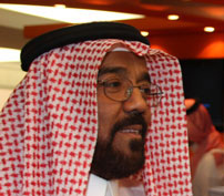Saudi Aramco vice president of drilling and workover Zuhair Al Hussain