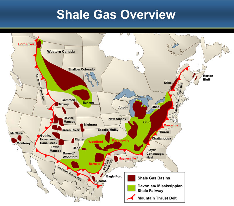 Massive Shale Oil Discovery In Canada The Global Warming Policy