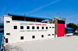 Keppel takes another stride towards a zero-incident workplace with the opening of its new integrated safety training facility, the Keppel Safety Training Centre.