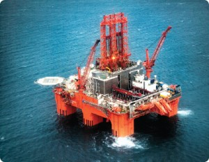 Seadrill just moved the West Phoenix semi out of Norway to drill on the UK Continental Shelf in the West of Shetland for Total E&P Norge.