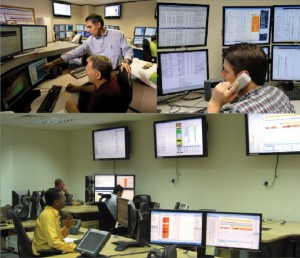 "Baker Hughes uses a suite of information communication technologies and software to connect its BEACON centers to rig sites around the world. These centers not only provide technical support and drilling optimization services, but they also make ""remanning"" possible. The company has been able to move many employees who previously had to travel to the rig site to centralized office locations."