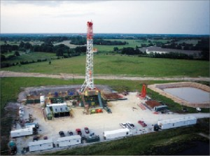 Figure 1: The rise of deep horizontal drilling, especially in North America, is driving a need for more power availability and fuel efficiency with todays generator sets.