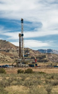 Nabors SuperSundowner Rig 556 is working in Colorado for Williams.