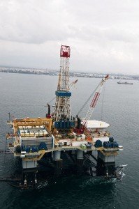 The Atwood Eagle's contract to Chevron Australia was extended by six months.