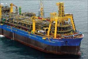 For BC-10, Shell moved the ESP to a manifold on the seabed. This allowed Shell to boost pressure at the mudline and push the separated oil to the FPSO Espirito Santo.