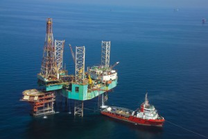 National Drilling Co is adding at least two jackups to its current fleet of 10, which includes the Diyina jackup seen above.