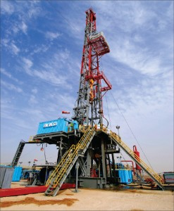 Egyptian Drilling's Rig 63 is operating in the Karama area of southwest Cairo