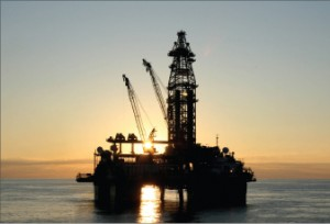 Ensco has taken delivery of four newbuild ENSCO 8500 Series rigs and has three more under construction in Singapore. The seven ultra-deepwater semis are a $3 billion-plus commitment for the company.