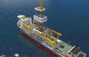 The Pacific Bora drillship has been contracted to a Chevron subsidiary for an initial three years on the Agbami Field offshore Nigeria.