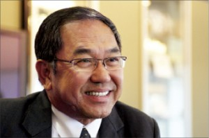 Chong Heong Tong, CEO of Keppel Offshore & Marine, spoke with DC in late 2010 at the company's headquarters in Singapore.
