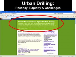 With the perceived negative impacts of shale drilling surfacing in urban communities, the industry should do more to present the facts at community meetings.