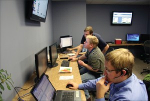 Horizontal Well Logging has set up a National Geosteering Operations Center in Tulsa to bring together geosteering resources so multiple people can look at wells all over the US from one facility.