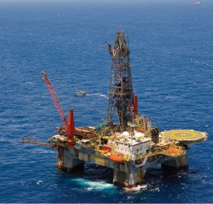 The Pride Rio de Janeiro semi-submersible, which is capable of drilling to a depth of 25,000 ft, is working offshore Brazil for Petrobras. Most Pride rigs in the area are working in very mature fields.