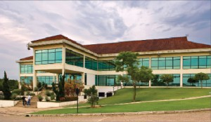  Prides office compound in Macae includes a warehouse and yard that supplies the companys fleet of rigs working offshore Brazil. 