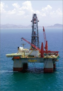 The Pride Portland semisubmersible is contracted to Petrobras through October 2016. Prides commitment in Brazil had its start about 20 years ago, and the company has been active there ever since.