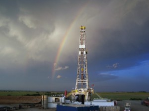 Unit Drilling's Rig 103 is working for QEP Energy in the Granite Wash in the Anadarko Basin. QEP has 41,000 net acres under lease that are prospective for the Granite Wash.