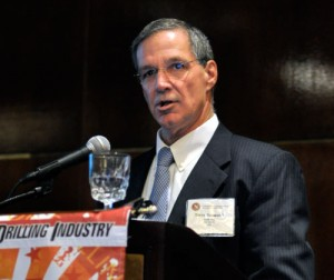 """Protecting the land, air and water is something we take really seriously, and we strive to achieve high standards in EHS,"" Steve Bosworth, Anadarko Petroleum VP of worldwide drilling, said on 19 May at the IADC Drilling Onshore Conference in Houston."