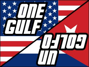 The concept of One Gulf as presented at the 2011 IADC Environmental Conference & Exhibition calls for close cooperation among Cuba, Mexico and the US to ensure proper environmental standards and controls for energy development