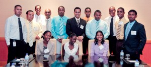 Petroleum engineering students from the University of Trinidad and Tobago attended the 2011 IADC Environmental Conference & Exhibition on 12-13 May. IADC extended an invitation to 45 students to absorb the real-world input on environmental conditions and energy development in the Gulf of Mexico.