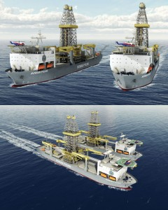 Rowans two drillships, to be delivered in late 2013 and mid-2014, will each be equipped with two complete subsea BOP stacks, joining a select but growing group of deepwater rigs in the industry equipped this way. More operators are showing interest in having a backup BOP.