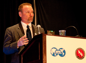 Chevron's David Payne explained that an established vision and a relentless consistency will help the industry thrive in a changing environment at the 2012 IADC/SPE Drilling Conference on 6 March.