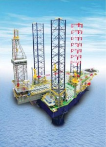 Atwood awarded contract for newbuild jackup