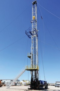 Globe Energy's Mustang 600-Class rigs require less support equipment and reduces operating costs.