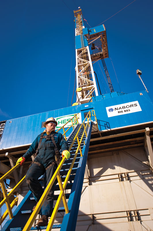 Northward Ho Drilling Contractor