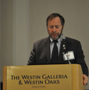 Although the US Gulf was once home to up to 80% of the world's discoveries in more than 1,500 ft of water in 1995, in the last four to five years the number has dropped to less than 10%, Tom Kellock, offshore rig consultant for IHS, said at the IADC Houston Chapter luncheon last week.