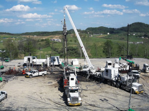 Nabors operates in Jane Lew, W. Va. The company currently does not have stimulation operations outside of North America but is looking to expand its footprint in the major shale basins around the world that have commercial productivity, such as Argentina, Colombia, Mexico, the Middle East and potentially China.
