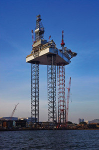 Atwood Oceanics' new 400-ft jackup, the Atwood Manta, is working in Thailand for Coastal Energy Company (CEC). The rig is joining the Vicksburg, which has been working for CEC in Thailand since 2009.
