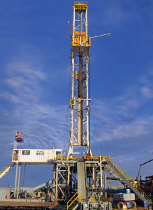 H&P Rig 459 operates in the Eagle Ford for Talisman Energy.