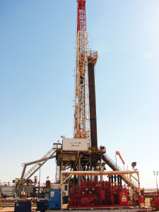 Dalma Energy's Land Rig No. 1 is operating in Saudi Arabia for Saudi Aramco. Dalma expects to see more exploration in the country due to ongoing shale gas activities in the northern sector of Saudi Arabia.