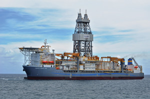 Dual-gradient drilling equipment will be deployed on the Pacific Santa Ana in mid-2013. In a test well, the main technology – the pump – helped  increase the amount of control over the pressure profile and the ability to pick up kicks and changes in downhole conditions.